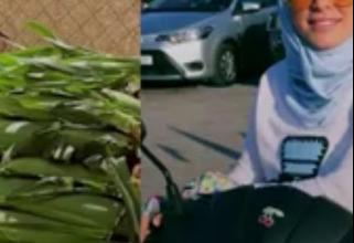 """صورة بـ """"موتو تاكسي وحبات الذرة"""".. سيدات لبنان يواجهن الانهيار الاقتصادي"""