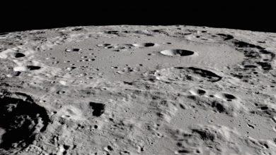صورة اكتشاف مثير لوكالة NASA…. مياه على سطح القمر!