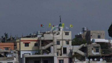 صورة مجهولون ألقوا قنبلة في مخيم المية ومية