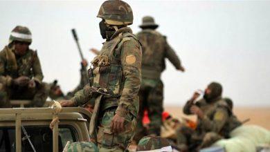 """صورة القبض على انتحاري في تنظيم """"داعش"""" شمال العراق"""