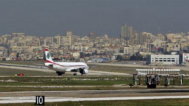 """صورة إليكم نتائج فحوصات الـ""""PCR"""" لوافدين وصلوا إلى مطار بيروت"""