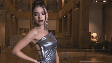 صورة بعد صورها الفاضحة في المتحف الوطني ملكة جمال لبنان مايا رعيدي ترد: لن أعتذر