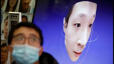 صورة اليابان.. تطوير نظام للتعرف على الوجه حتى مع ارتداء الكمامة