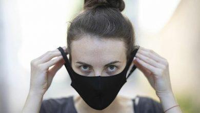 صورة نظام جديد يكشف هوية مرتدي أقنعة الوجه