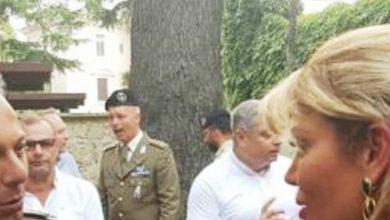 صورة هبة إيطالية لعائلات لبنانية محتاجة.. والسفيرة في روما تغرد