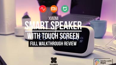 """صورة شركة """"Xiaomi"""" تكشف عن مواصفات ساعتها المنزلية الذكية! (فيديو)"""