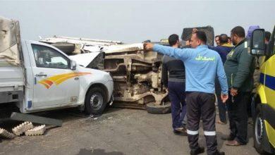 صورة مصر.. حادثٌ مروّع يودي بحياة 9 أشخاص!