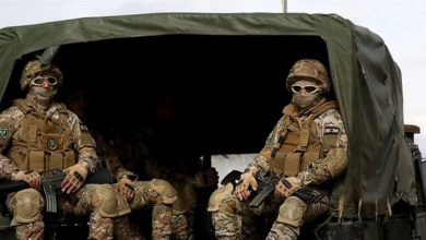 صورة بعد مقتل الرقيب أول محمد الأسمر…عائلة الجاني تسلمه للجيش