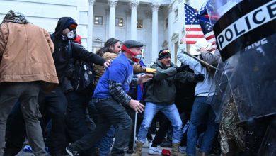 صورة اقتحام الكونغرس الأميركي.. توجيه اتهامات لأكثر من 300 شخص