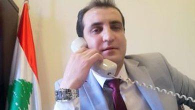 صورة قائمقام حاصبيا تابع موضوع العثور على 4 قنابل عنقودية في خراج ميمس