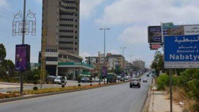 صورة أجواء الاحتفال بالفطر خجولة في النبطية بسبب الاقفال