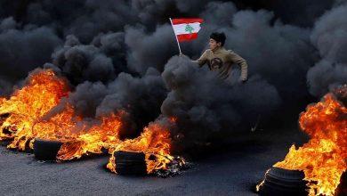 صورة محتجون يقطعون أوتوستراد البداوي احتجاجاً على عدم توفر أدوية للمرضى