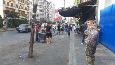 صورة لا وسائل نقل في طرابلس.. ما القصة؟