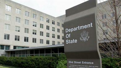 صورة الخارجية الأميركية توجه رسالة إلى القادة اللبنانيين