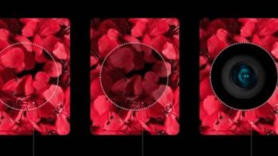 """صورة """"شاومي"""" تقدم تقنية الكاميرا أسفل الشاشة في """"Mi Mix 4""""!"""