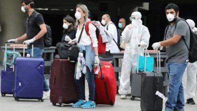 """صورة لبنان دخل مرحلة """"دلتا""""… فهل يقفل المطار؟!"""