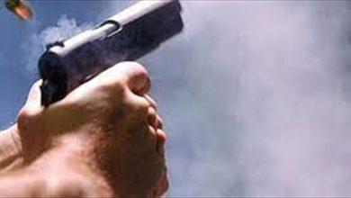 """صورة اطلاق النار في الهواء… """"فشة خلق""""!"""