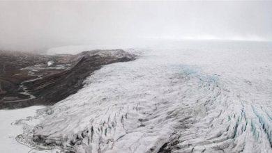 """صورة حدث قد يترك تداعيات خطيرة في """"غرينلاند"""".. ظاهرة مناخية هي الأولى من نوعها في تاريخها"""