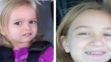 صورة صورة شهيرة على الإنترنت لطفلة أميركية تباع بـ 75 ألف دولار