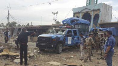 صورة مقتل 3 عراقيين وإصابة ضابط بهجوم لداعش في ديالى