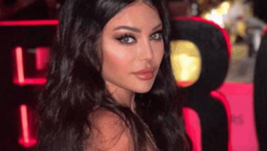 صورة هيفا وهبي تستعرض أنوثتها بفيديو عفوي.. فستان مكشوف والجمهور يعلّق: دلع واثارة