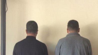 صورة توقيف مطلوبين في منطقة تعلبايا وهذا ما ضبط في منزليهما