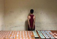 صورة توقيف مروّج مخدرات.. وهذا ما ضُبط في منزله