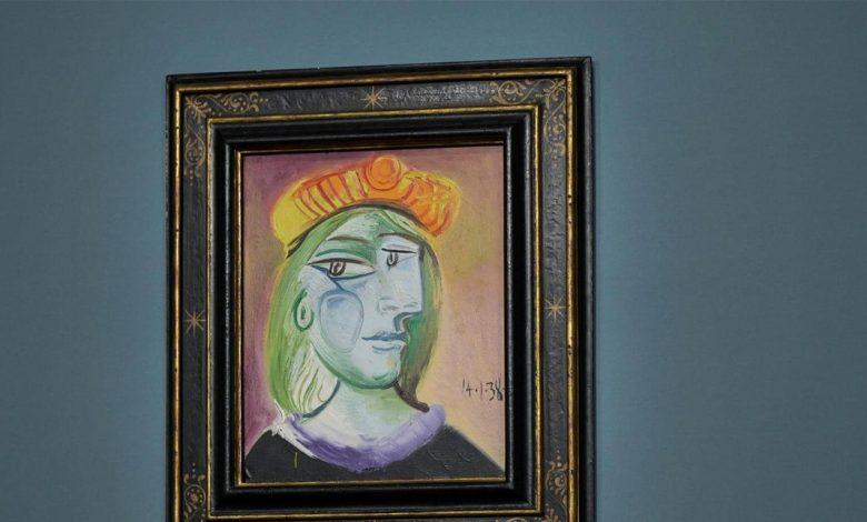 صورة بمزاد علني.. بيع أعمال لبيكاسو بأكثر من 100 مليون دولار!